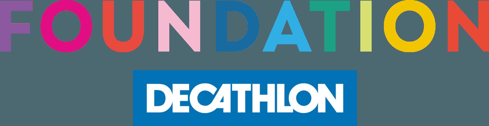 logo fondation decathlon