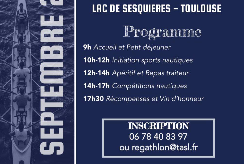 Prochainement : Regathlon Inter-entreprise